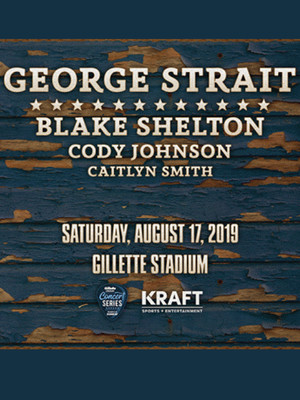 George Strait with Blake Shelton Poster