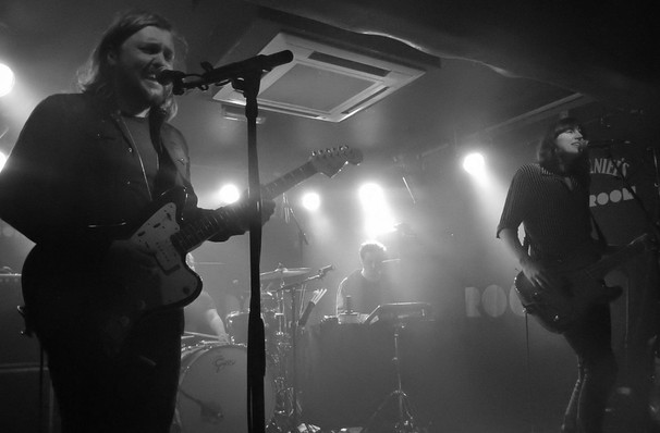 Band of Skulls, Saturn Birmingham, Birmingham