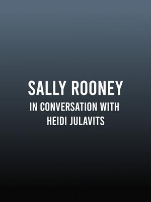 Sally Rooney, Sydney Goldstein Theater, San Francisco