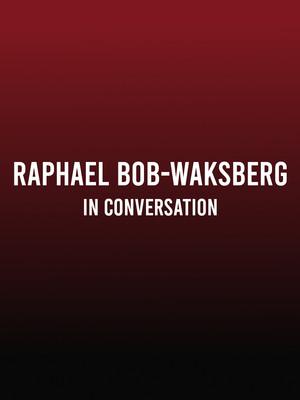 Raphael Bob-Waksberg Poster