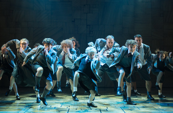 Matilda The Musical, California Theatre Of The Performing Arts, San Bernardino