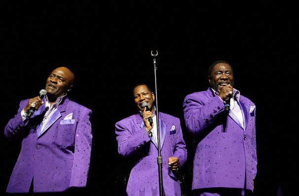 The OJays and Isley Brothers, Fox Theatre, Detroit