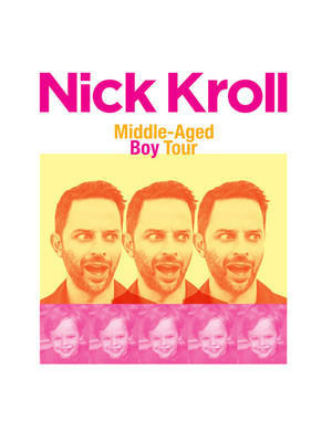 Nick Kroll at Paramount Theatre