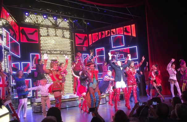 Kinky Boots, California Theatre Of The Performing Arts, San Bernardino