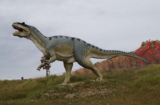 Jurassic Quest, Edmonton EXPO, Edmonton