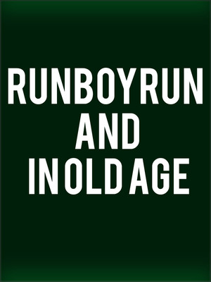 RunBoyRun & In Old Age at New York Theater Workshop
