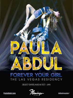 Paula Abdul, Flamingo Showroom, Las Vegas