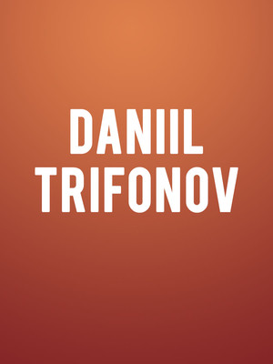 Daniil Trifonov at Symphony Center Orchestra Hall