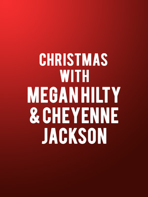 Christmas with Megan Hilty & Cheyenne Jackson Poster