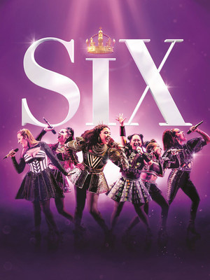 SIX at Brooks Atkinson Theater