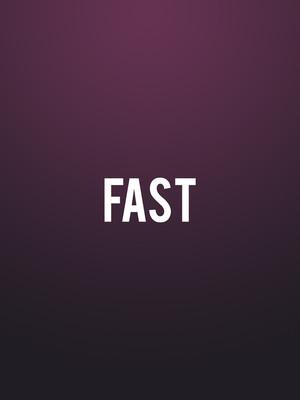 Fast, Park Theatre, London