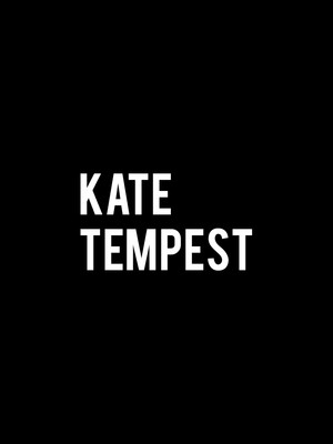 Kate Tempest Poster