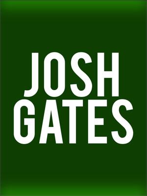 Josh Gates Poster