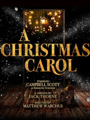 A Christmas Carol, Lyceum Theater, New York