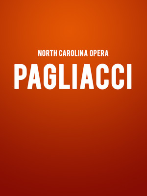 North Carolina Opera Pagliacci, Raleigh Memorial Auditorium, Raleigh