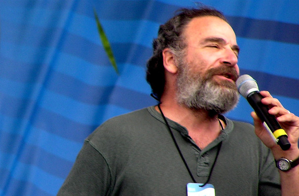 Mandy Patinkin, Veterans Memorial Auditorium, Providence