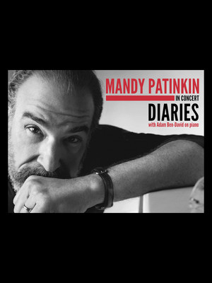 Mandy Patinkin at Fisher Theatre