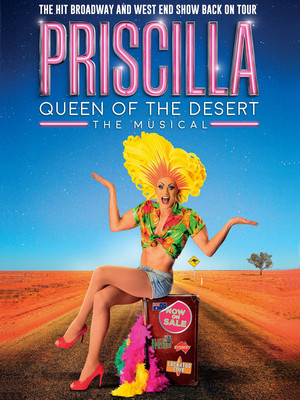 Priscilla, Queen of the Desert Poster