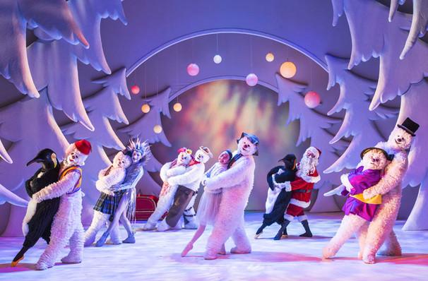 The Snowman, Manchester Opera House, Manchester