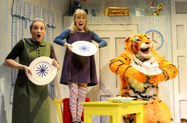 The Tiger Who Came To Tea, New Theatre Oxford, Oxford