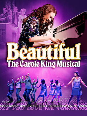 Beautiful : The Carole King Musical at New Wimbledon Theatre