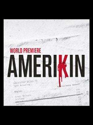Amerikin Poster