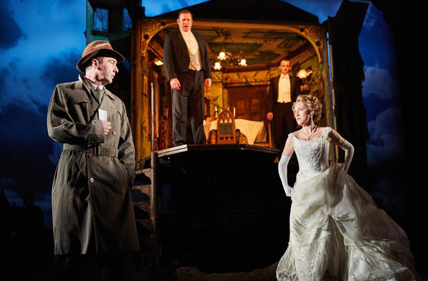 An Inspector Calls, Glasgow Theatre Royal, Glasgow