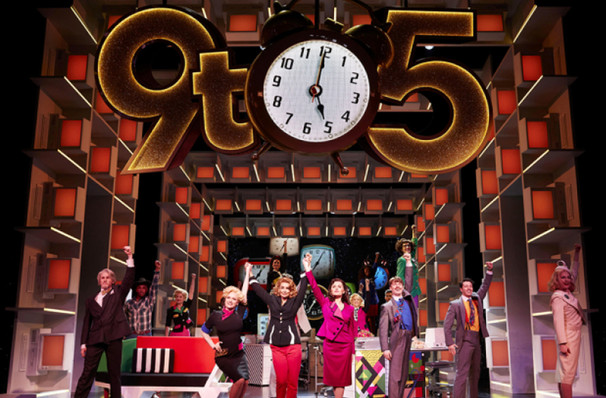 9 to 5 The Musical, Sunderland Empire, Newcastle Upon Tyne