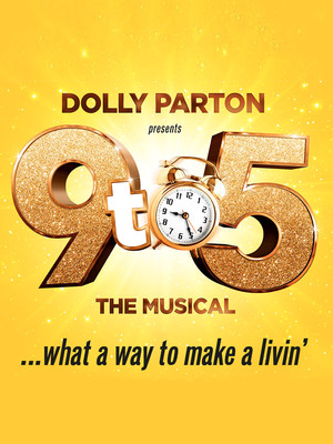 9 to 5: The Musical Poster