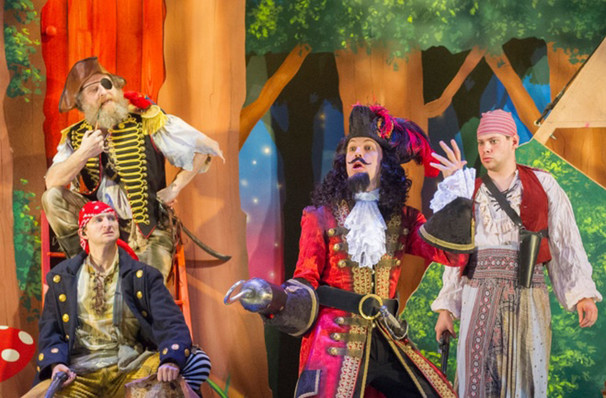 Peter Pan Goes Wrong, Alexandra Theatre, Birmingham