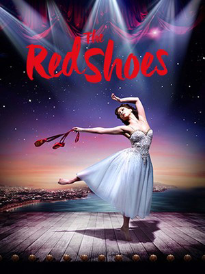 Matthew Bournes The Red Shoes, New Wimbledon Theatre, London