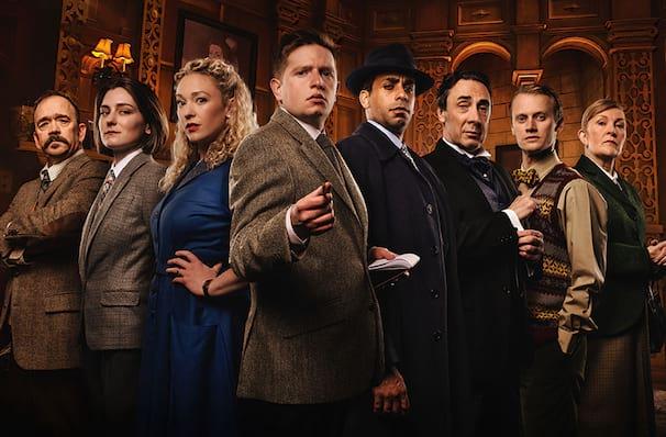 The Mousetrap, Alexandra Theatre, Birmingham