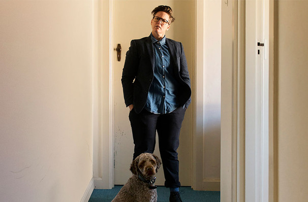 Just one chance to see Hannah Gadsby