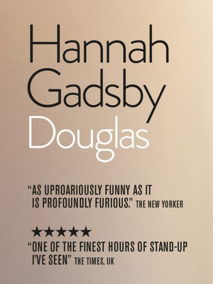 Hannah Gadsby at Glasgow Theatre Royal