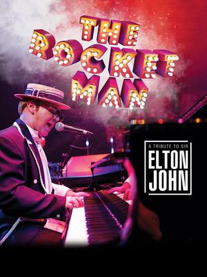 The Rocket Man Show Elton John Musical Tribute, Alexandra Theatre, Birmingham