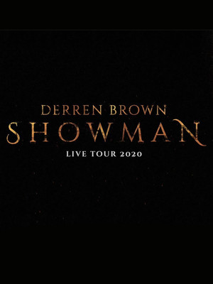 Derren Brown - Showman Poster