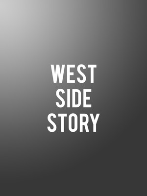 West Side Story at Raleigh Memorial Auditorium