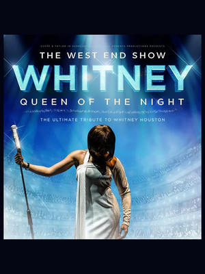 Whitney - Queen of the Night Poster
