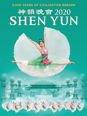 Shen Yun Performing Arts, Manchester Palace Theatre, Manchester