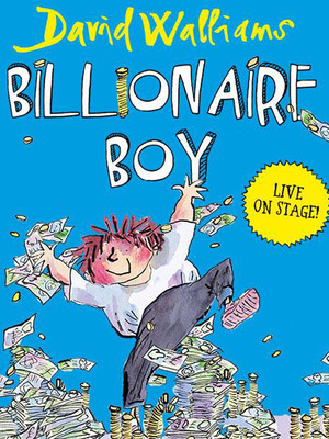 Billionaire Boy at Bloomsbury Theatre