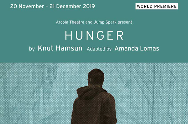 Hunger, Arcola Theatre, London