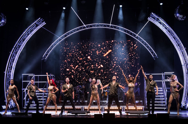 Strictly Come Dancing The Professionals, Edinburgh Playhouse Theatre, Edinburgh