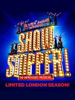 Showstopper! The Improvised Musical Poster