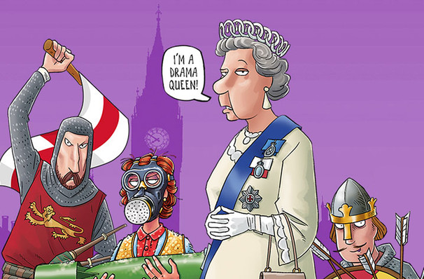 Dates announced for Horrible Histories - Barmy Britain Part Five