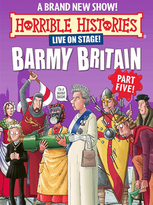 Horrible Histories - Barmy Britain Part Five Poster