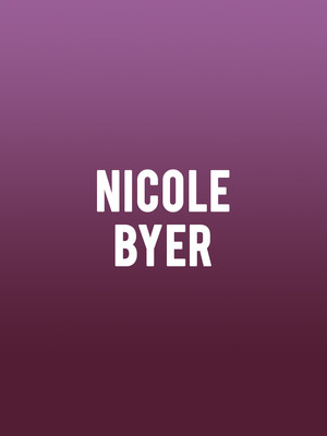 Nicole Byer at Wilbur Theater