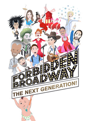 Forbidden Broadway: The Next Generation at Triad Theatre