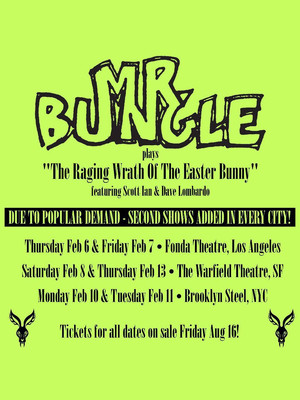 Mr. Bungle at The Warfield
