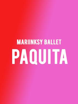 Mariinsky Ballet - Paquita Poster