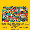 Machine Gun Kelly and Young Thug, PNC Pavilion, Cincinnati